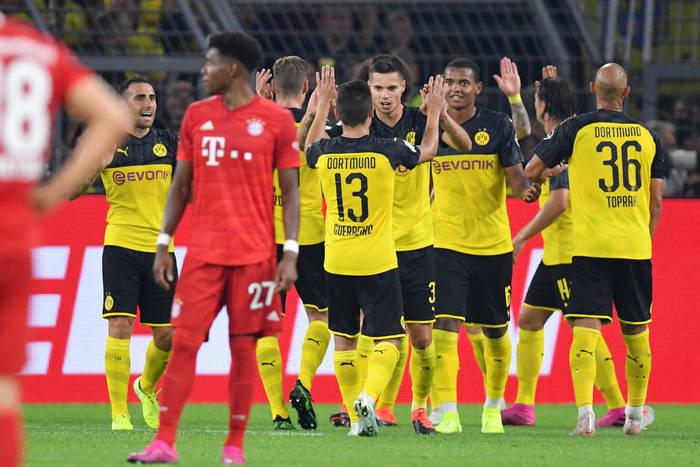 Бавария- боруссия суперкубок 12 августа видео голов