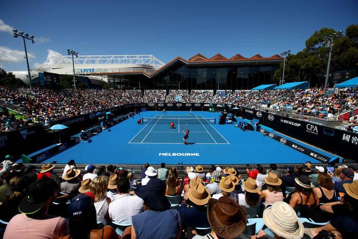 Корт №3 на Australian Open