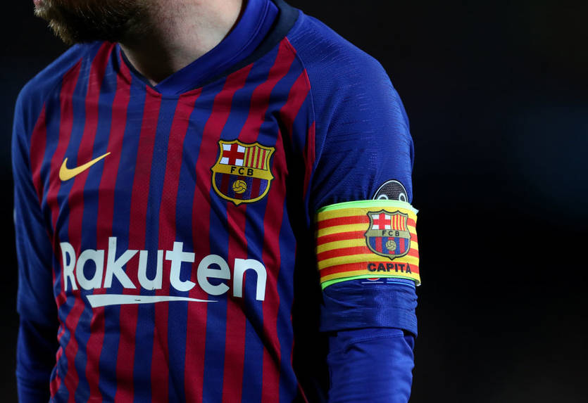 V Seti Poyavilis Fotografii Formy Barselony Na Sezon 2020 21 Isport Ua