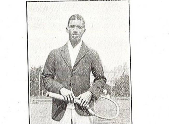 Бертран Кларк / twitter.com/WimbledonMuseum