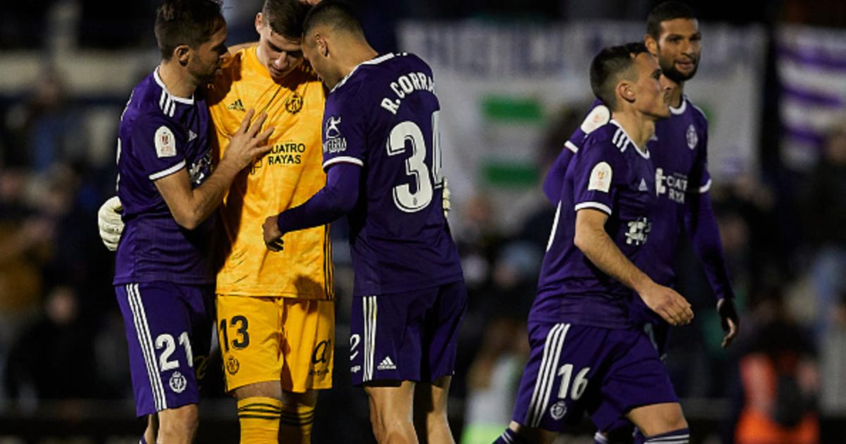 Новости спорта футбол кубок испании