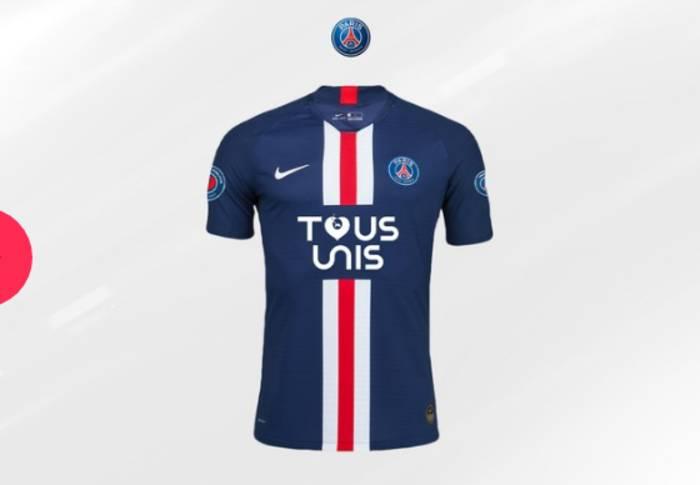 ПСЖ выпустил специальные футболки, чтобы поддержать больницы Парижа