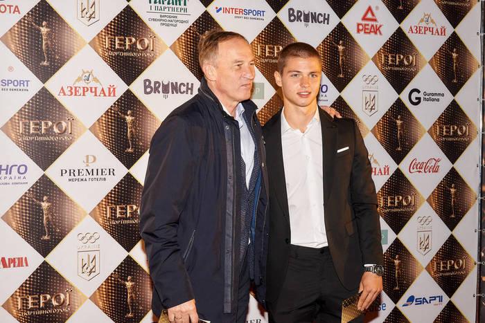 Александр Петраков и Валерий Бондарь / фото ISPORT.ua