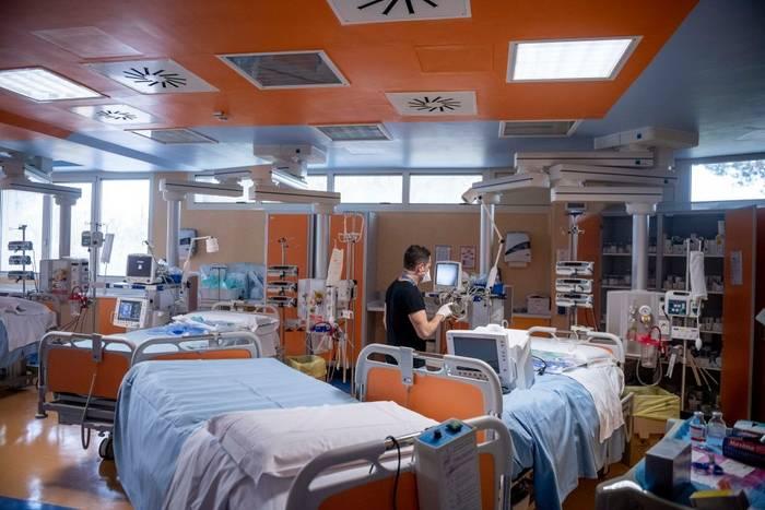 Больница в Риме