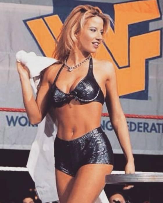 Санни / WWE