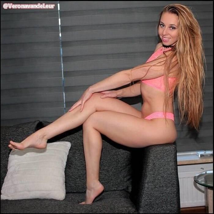 Верона ван де Лер / instagram.com/veronagymnast2
