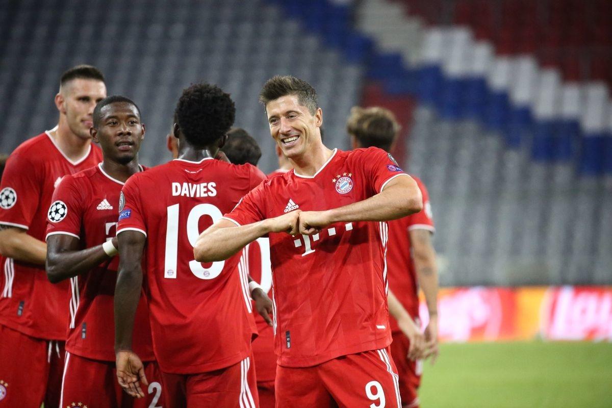 Барселона - Бавария: прогноз на матч 1/4 финала Лиги чемпионов