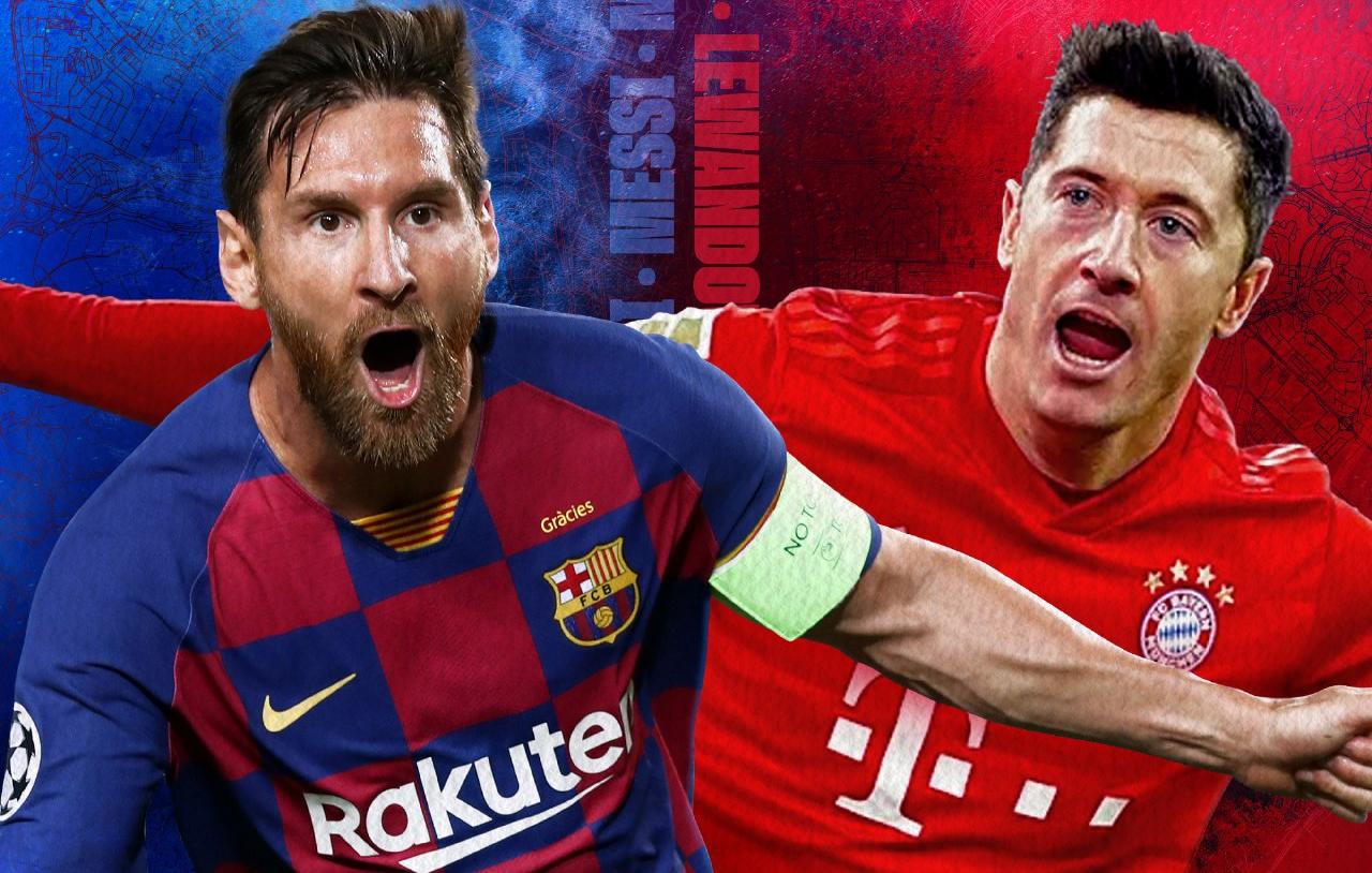 Барселона - Бавария: кто и почему должен выиграть