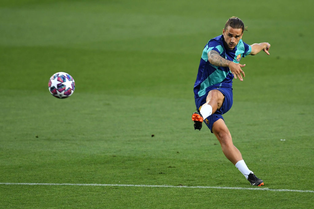 Гризманн и Коутинью остались в запасе на матч Барселона - Бавария в Лиге чемпионов