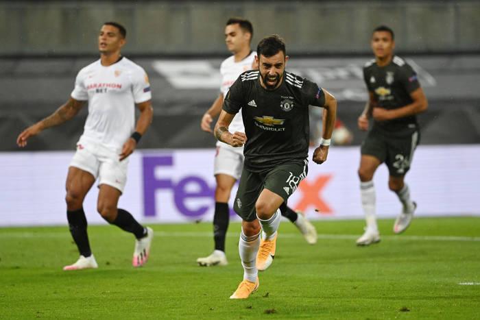 Севилья обыграла Манчестер Юнайтед