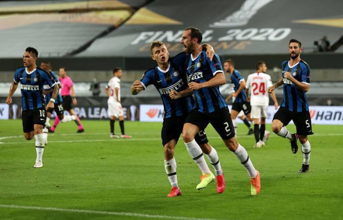 Севилья обыграла Интер и выиграла Лигу Европы