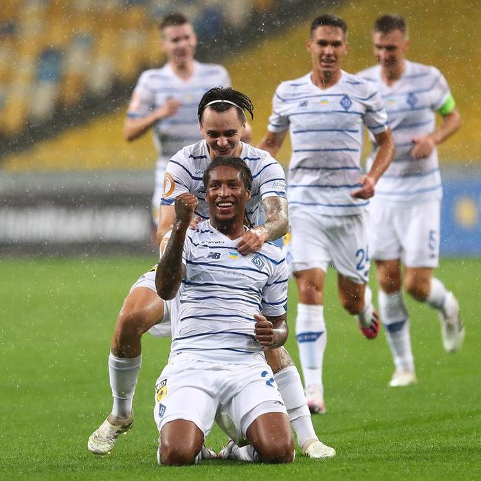 Динамо завоевало Суперкубок Украины