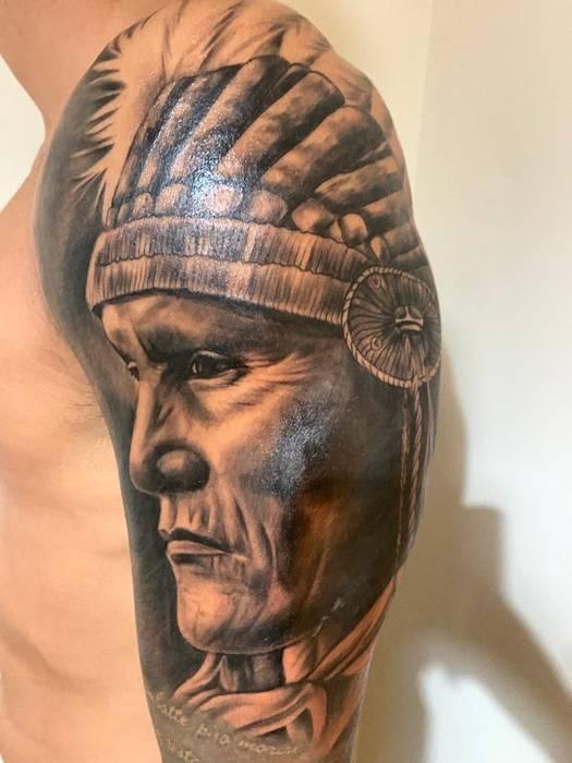 Новая татуировка Лападулы / twitter.com/G_Lapadula