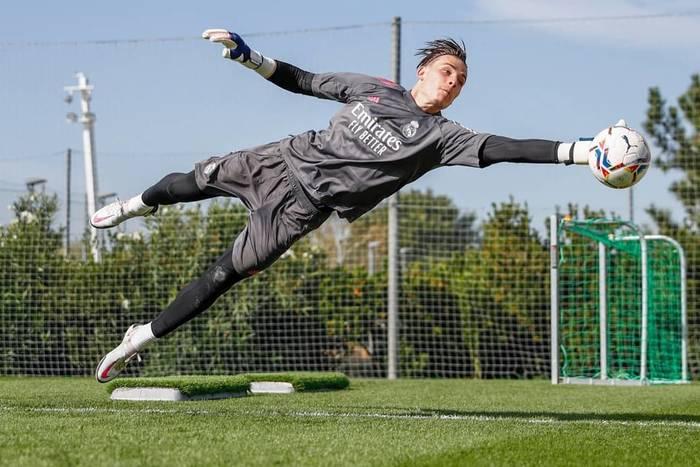 Андрей Лунин вернулся в Реал и заявлен за мадридский клуб на сезон-2020/21