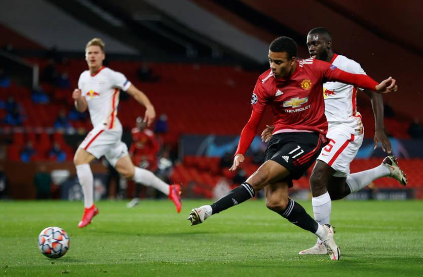 Manchester Yunajted Lejpcig 5 0 Video Golov I Obzor Matcha Ligi Chempionov Isport Ua