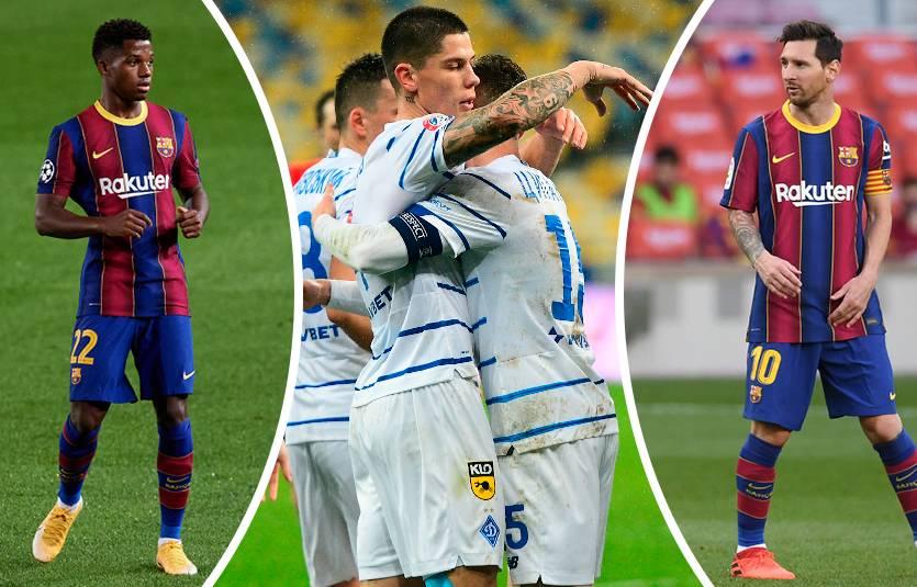 Dinamo Barselona Kakoj Scenarij Igry Shahtera Povtoryat Kievlyane Isport Ua