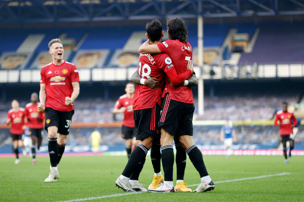 Манчестер Юнайтед обыграл Эвертон