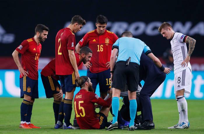 Испания разгромила Германию
