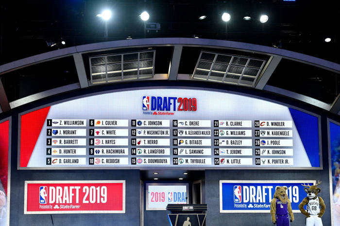 Драфт НБА 2019