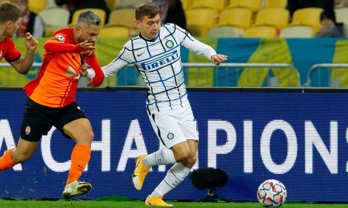 Интер - Шахтер 0:0 онлайн трансляция матча Лиги чемпионов