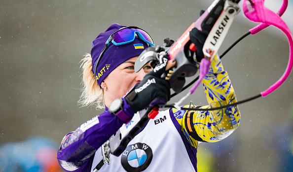 Валя Семеренко финишировала в ТОП-10 спринта в Контиолахти