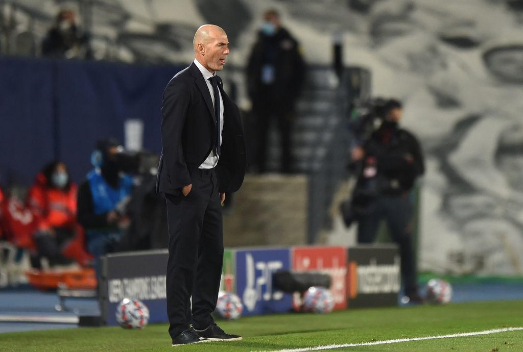 Стало известно условие, при котором Реал уволит Зидана