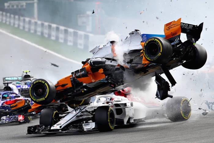 Гран-при Бельгии 2018