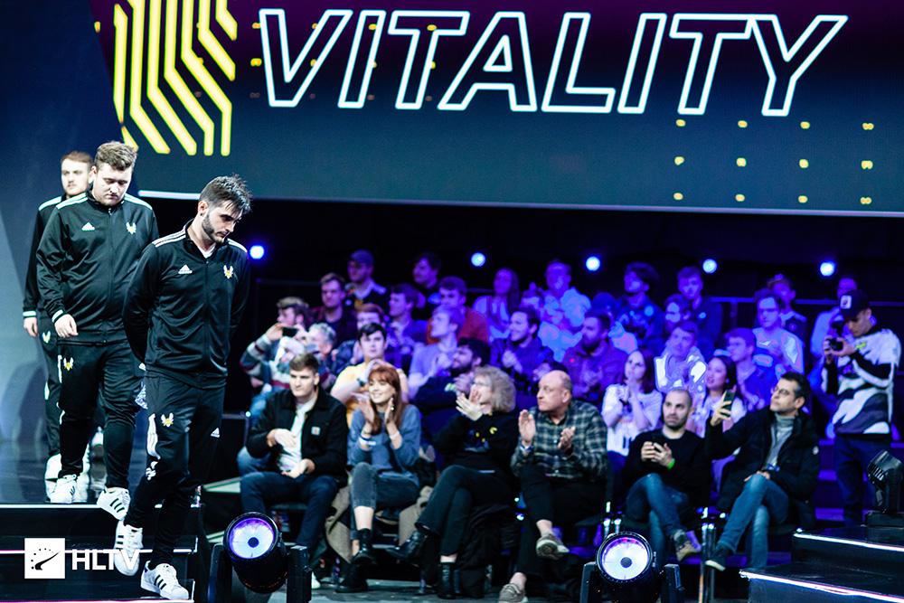 Vitality в самом конце года потеряли первое место рейтинга HLTV