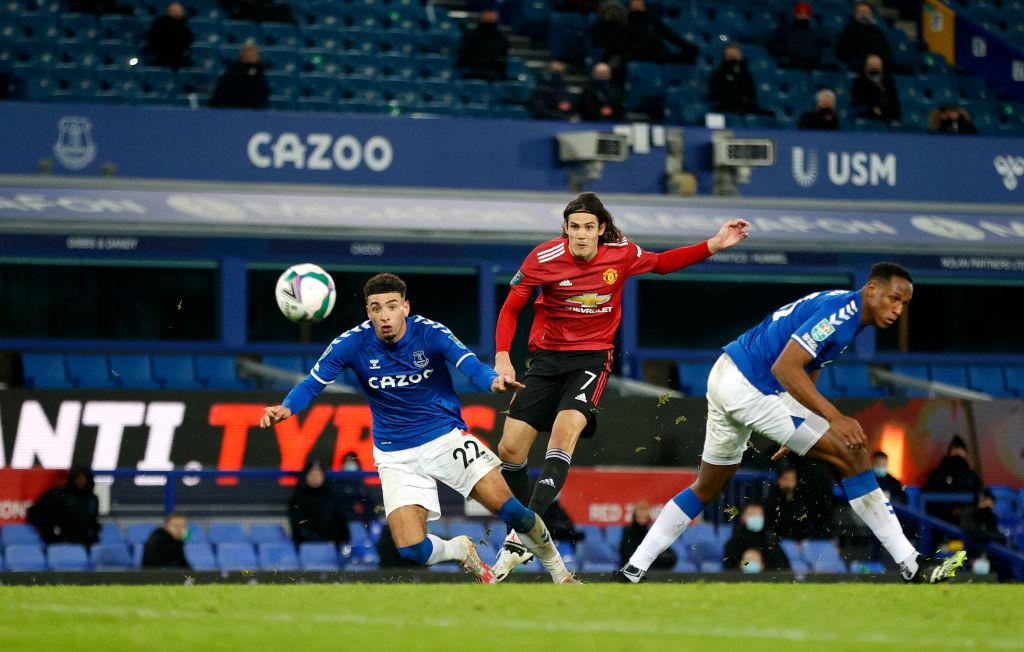Эвертон - Манчестер Юнайтед 0:2 видео голов и обзор матча