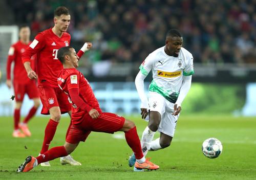 Боруссия М - Бавария: прогноз на матч чемпионата Германии