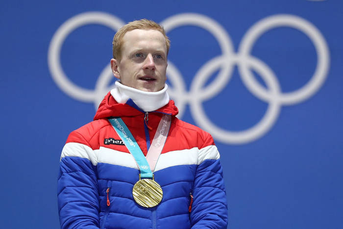 Йоханнес Бе с олимпийским золотом