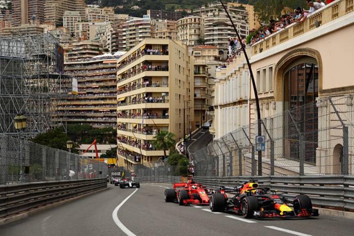 Даниэль Риккардо - Гран-при Монако - 2018 год