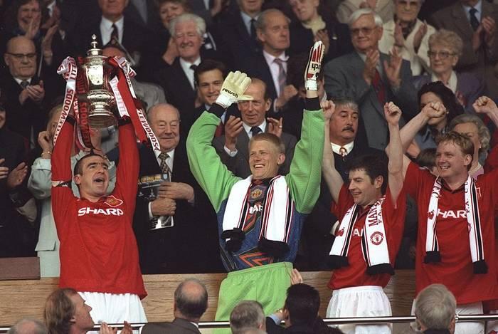 Финал Кубка Англии, 1996 год