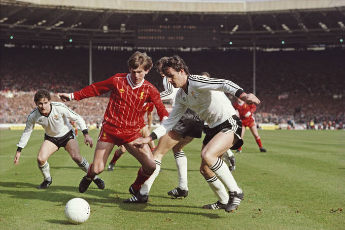 Матч между МЮ и Ливерпулем, 1983 год