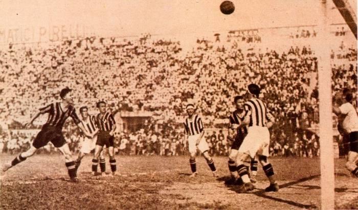 Интер - Ювентус 2:0 ( 29 июня 1930 года)