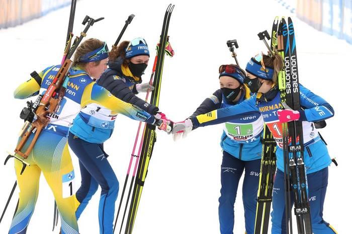 сборная Швеции