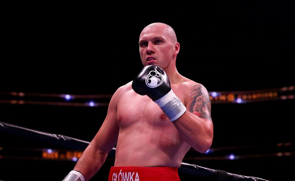 Экс-соперник Усика проведет титульный бой с небитым британцем