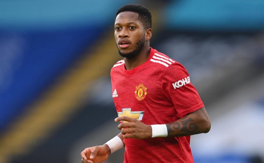 Фред: Очень переживал из-за суммы, которую Манчестер Юнайтед заплатил Шахтеру