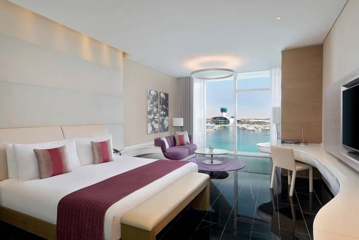 Номера в отеле W / marriott.com