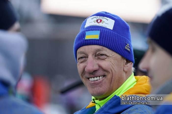 Юрай Санитра - главный тренер сборной Украины
