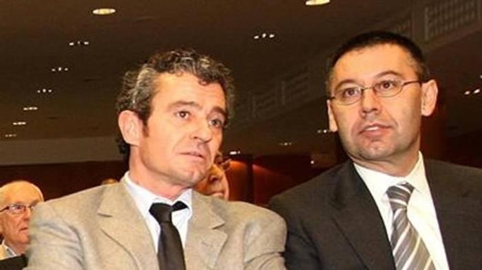 Жуан Масферрер и Хосеп Мария Бартомеу