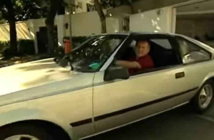 Зико за рулем автомобиля сейчас