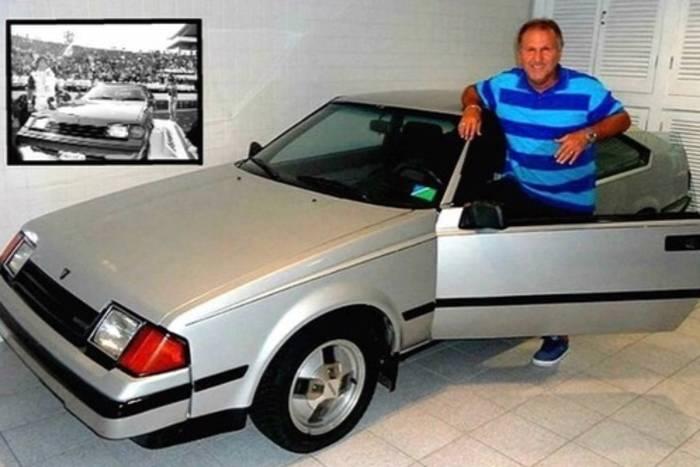Зико получил модель Celica 2.0 GT вместо ST