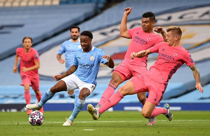 Матч между Манчестер Сити и Реалом, 2020 год