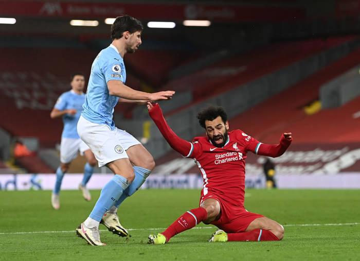 Матч между Манчестер Сити и Ливерпулем, 2021 год