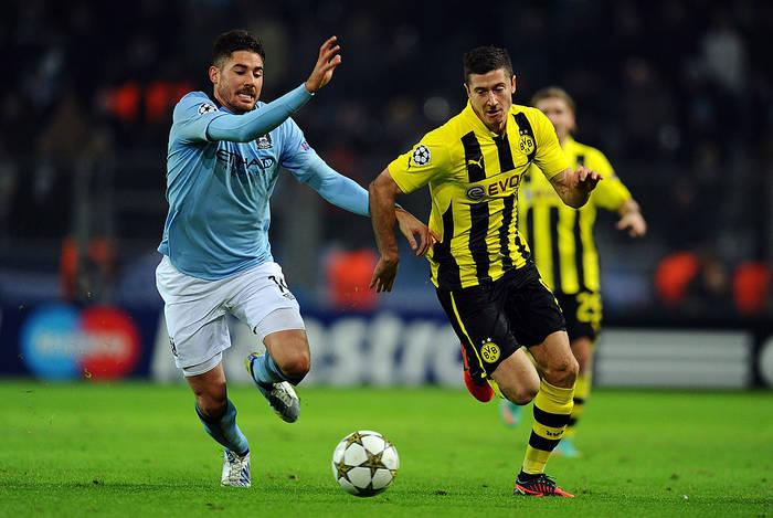 Матч между Манчестер Сити и Боруссией Д, 2012 год