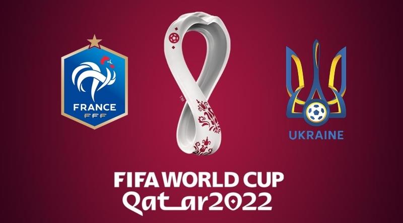 Франция - Украина 1:1 Как это было