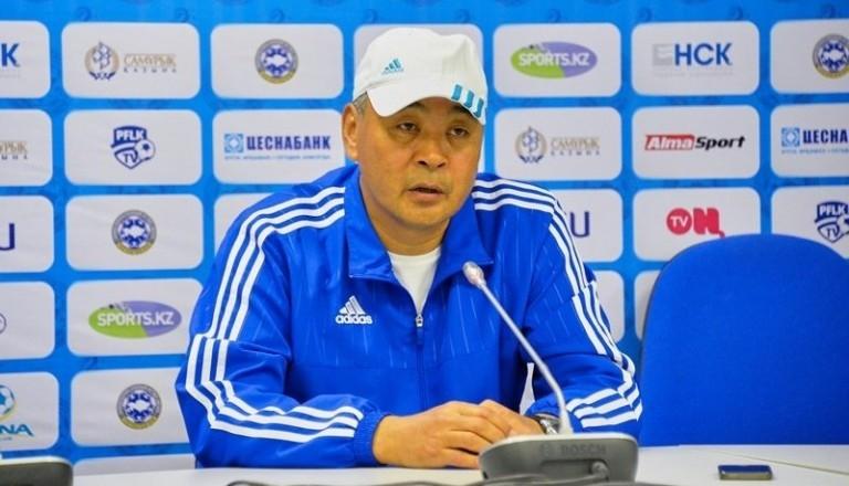 Тренер сборной Казахстана: Украина и Франция - фавориты нашей группы