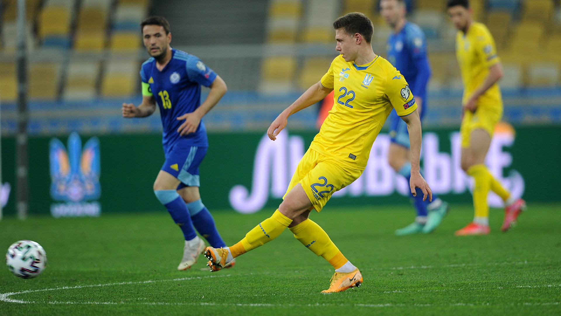 Стабільність - не завжди добре: реакция сети на матч Украина - Казахстан