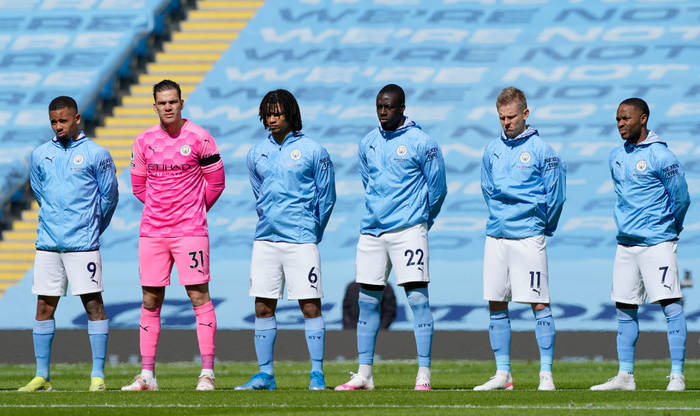 Манчестер Сити близок к победе в АПЛ
